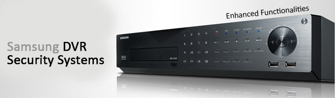 CCTV Systems, NVR Recorder and DVR Recorders