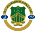 St Patricks College Logo